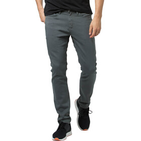 DUER No Sweat - Pantalones de Trekking Hombre - Slim Fit gris